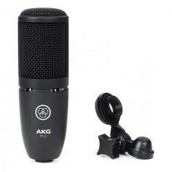 AKG P120 mikrofon pojemnościowy studyjny