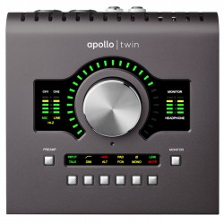 Universal Audio Apollo Twin MKII QUAD