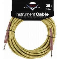 Fender Custom Shop Cable Tweed 7,5m