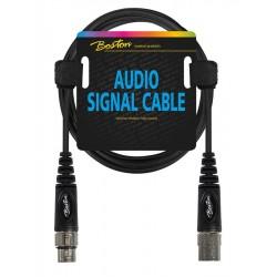 Boston AC-298-900 kabel mikrofonowy XLR 9m