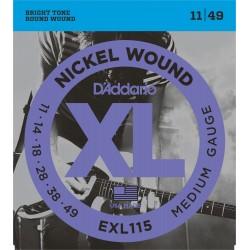 D'Addario EXL115 /11-49/