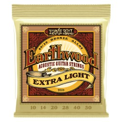 Ernie Ball 2006 /10-50/ Earthwood 80/20 Bronze