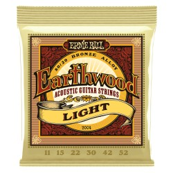 Ernie Ball 2004 /11-52/ Earthwood 80/20 Bronze