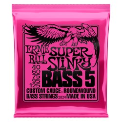 Ernie Ball 2824 /40-125/ do basu 5 str