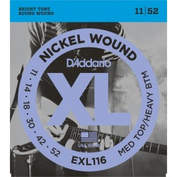 D'Addario EXL116 /11-52