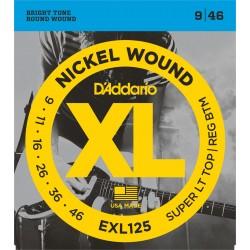 D'Addario EXL125 /9-46/