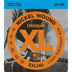 D'Addario EXL140 /10-52/