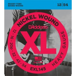 D'Addario EXL145 /12-54/