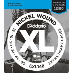 D'Addario EXL148 /12-60/