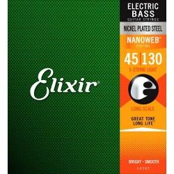 Elixir Nanoweb /45-130/ do basu 5-str