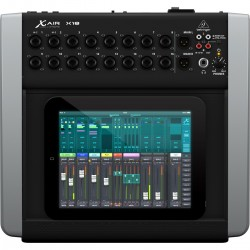 Behringer X18 cyfrowy mikser dla iPad