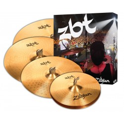 "Zildjian ZBT 5 Set +Crash 18"" Gratis"