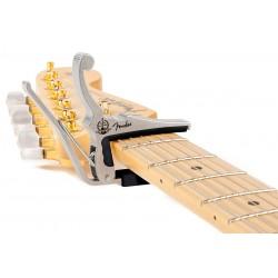Fender Kyser Silver 60-th Anniversary Kapodaster do gitary akustycznej / elektrycznej