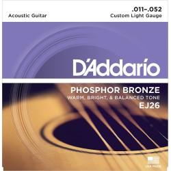 D'Addario EJ26 /11-52/