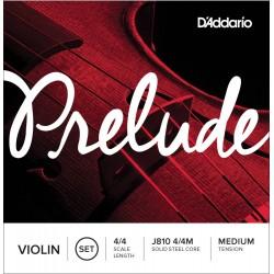 D'Addario Prelude Violin J810 4/4M