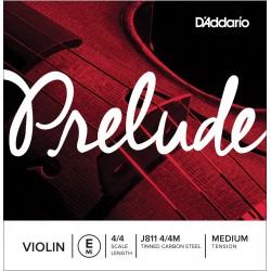 D'Addario Prelude J811 4/4M Struna E Do Skrzypiec