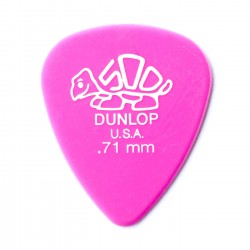 Dunlop Delrin 41R71 kostka gitarowa 0.71mm