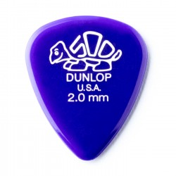 Dunlop Delrin 41R200 kostka gitarowa 2.00mm