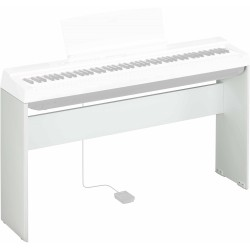 Yamaha L125 WH Statyw do pianina P125 WH