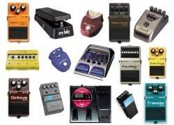 Efekty Gitarowe